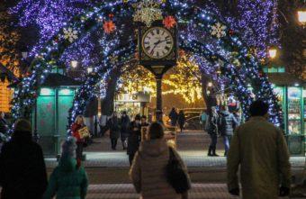 Рождественскую ярмарку в Твери никто не отменил