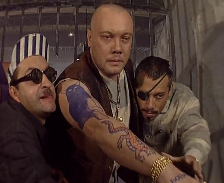 В Тверской области заключенного оштрафовали за татуировки