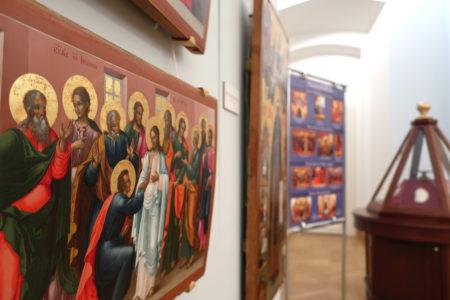 В Тверском императорском дворце покажут «Иконы храма Иоанна Дамаскина»