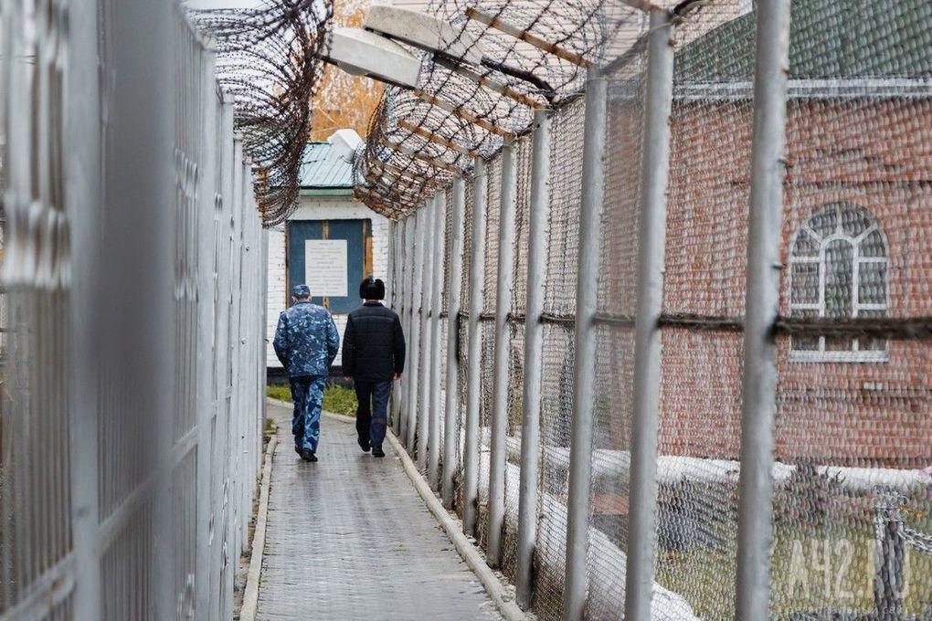 Житель Твери сбежал из тюрьмы на день рождения сына