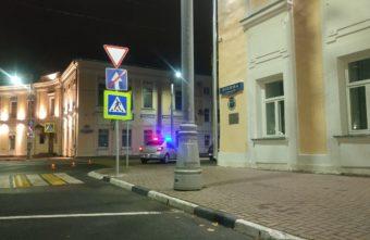 В Твери на Советской машина сбила 20-летнего парня