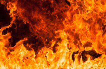 В Тверской области двое мужчин погибли на пожаре