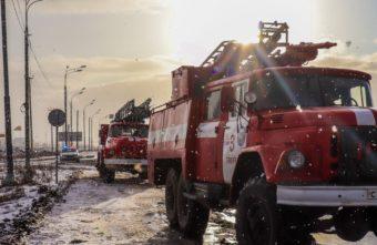 СМС от МЧС: В Тверской области объявлено штормовое предупреждение