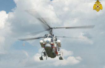 Санавиация Тверской области помогла экстренно доставить в больницу «тяжёлого» пациента