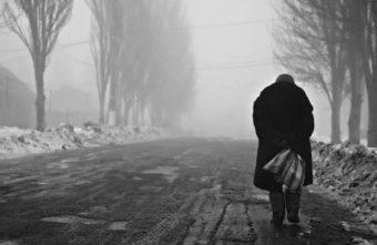 В Тверской области «Уаз» сбил женщину в тёмной одежде
