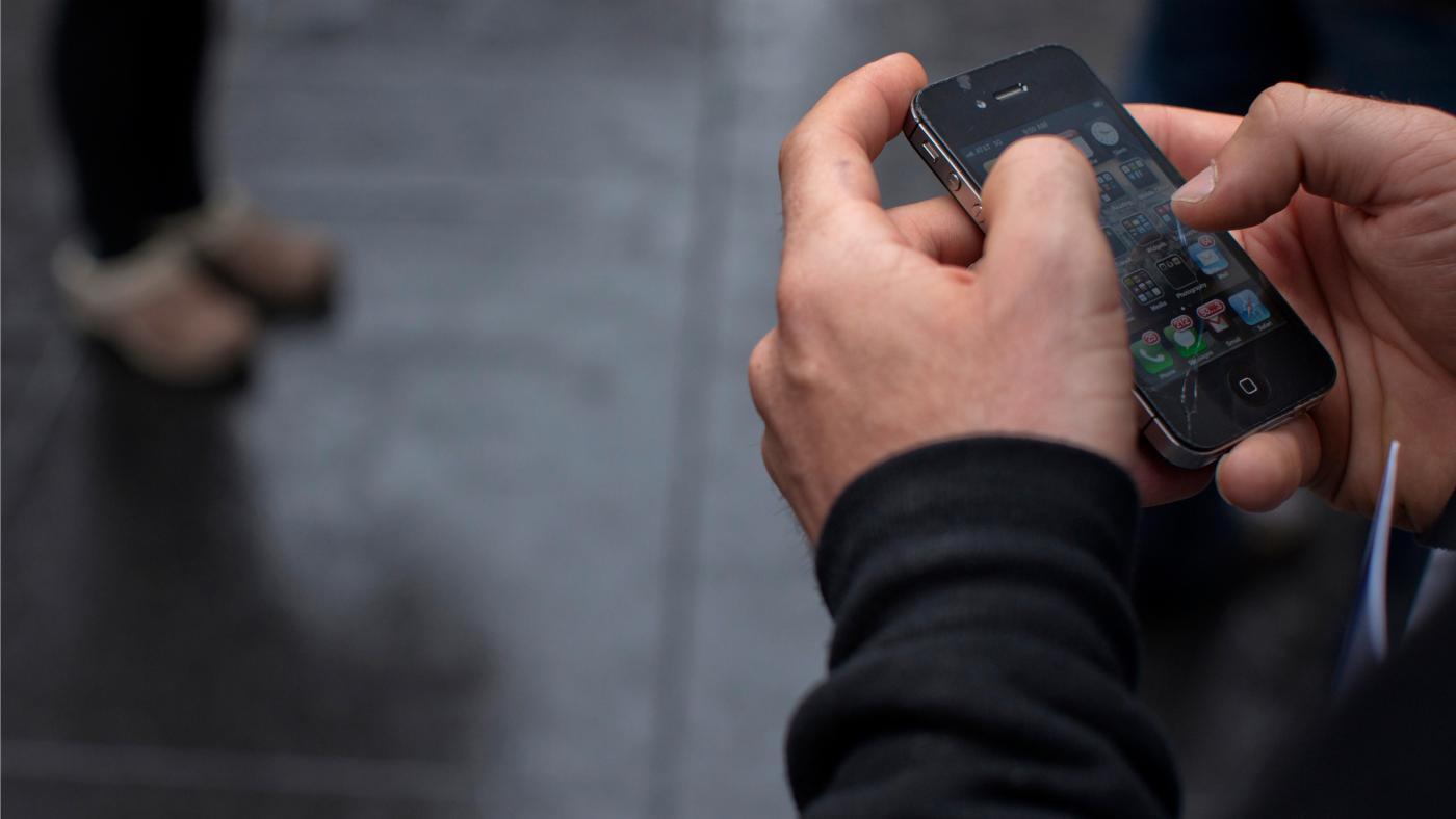 Пьяный мужчина по украденному телефону угрожал зарезать человека в Тверской области