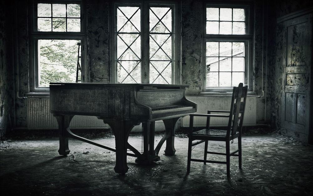 Женщина лишилась рояля, оставленного на даче в Тверской области