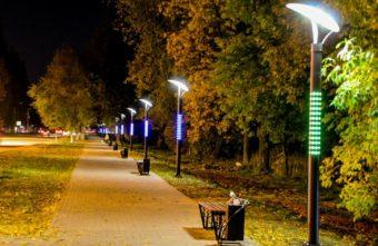 В 2021 году в Тверской области хотят благоустроить 21 двор и 60 зон отдыха