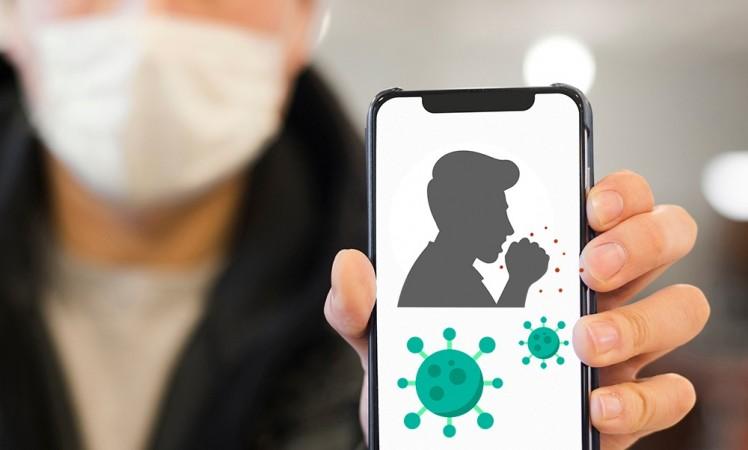 Больных коронавирусом жителей Тверской области можно будет узнать по смартфону