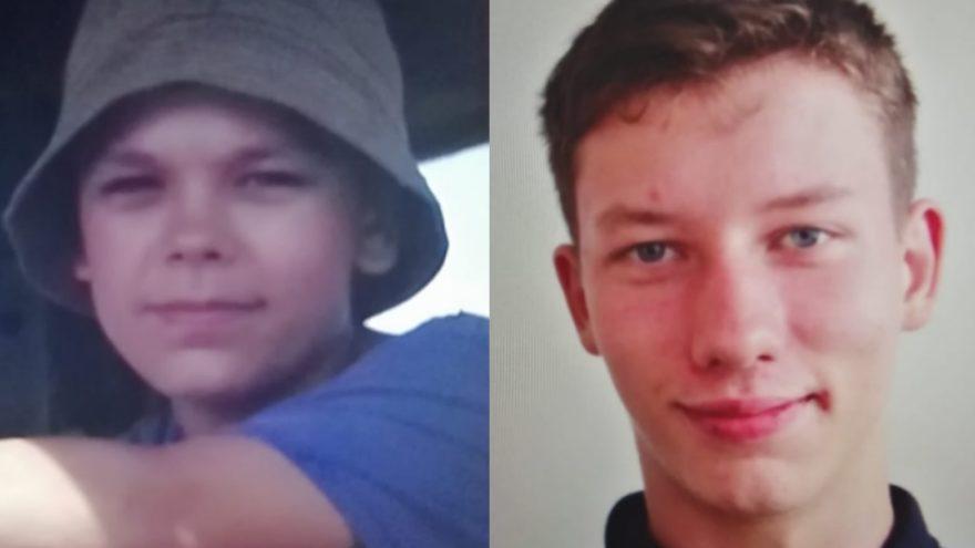В Тверской области пропали двое школьников
