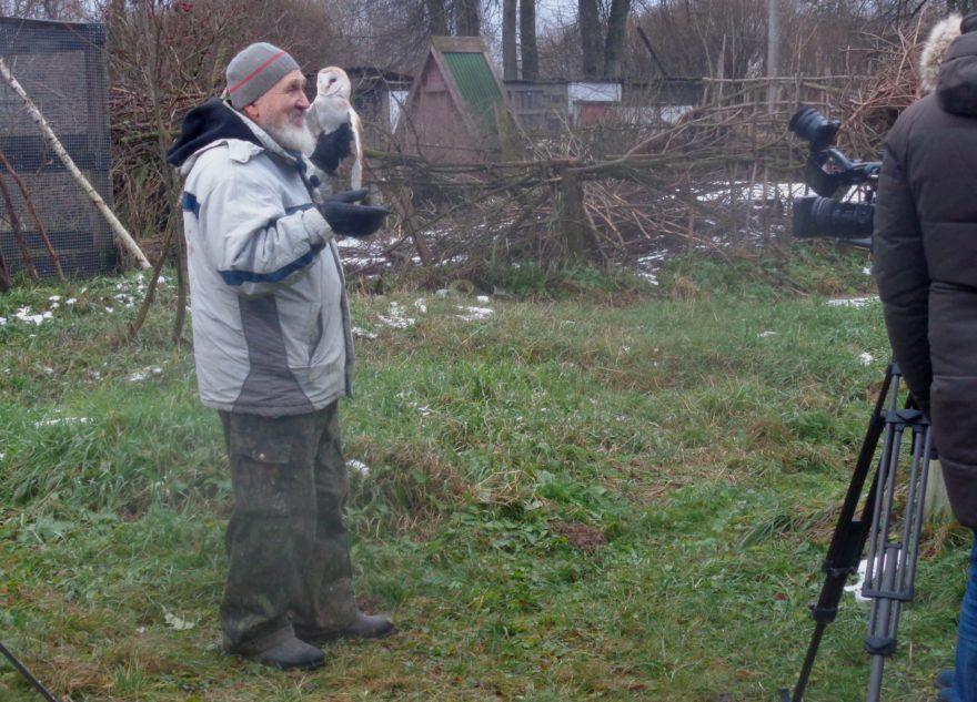 Питомцев тверских биологов покажут по телевидению всей стране
