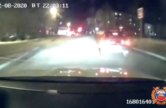 В Твери устроили погоню за водителем, не захотевшим остановиться