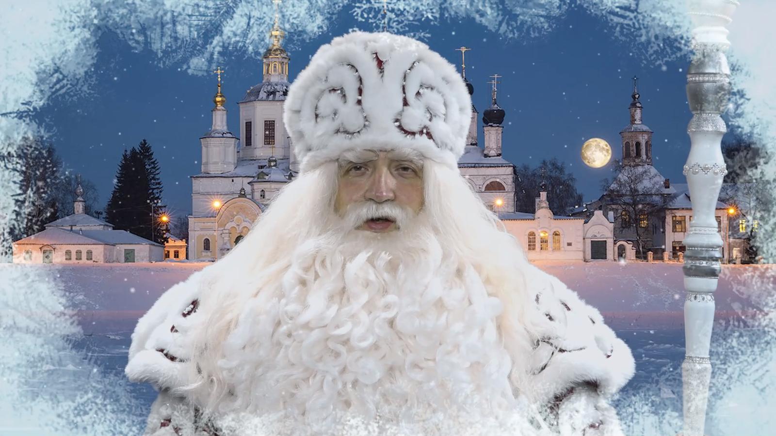 19 декабря в Тверскую область приедет Дед Мороз из Великого Устюга