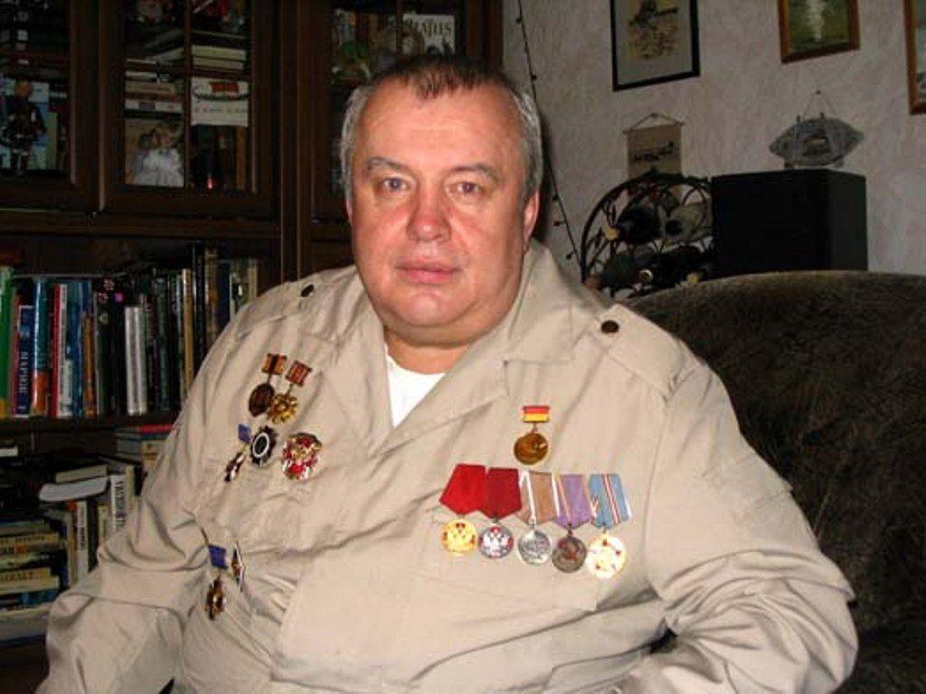 Легендарный тверской журналист Александр Харченко ушел из жизни