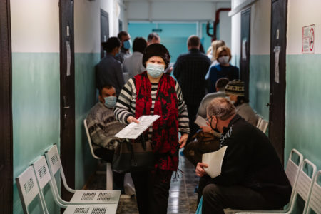 В Тверской области началась массовая вакцинация жителей от коронавируса