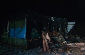 В Тверской области назвали причину пожара, в котором погибла девочка