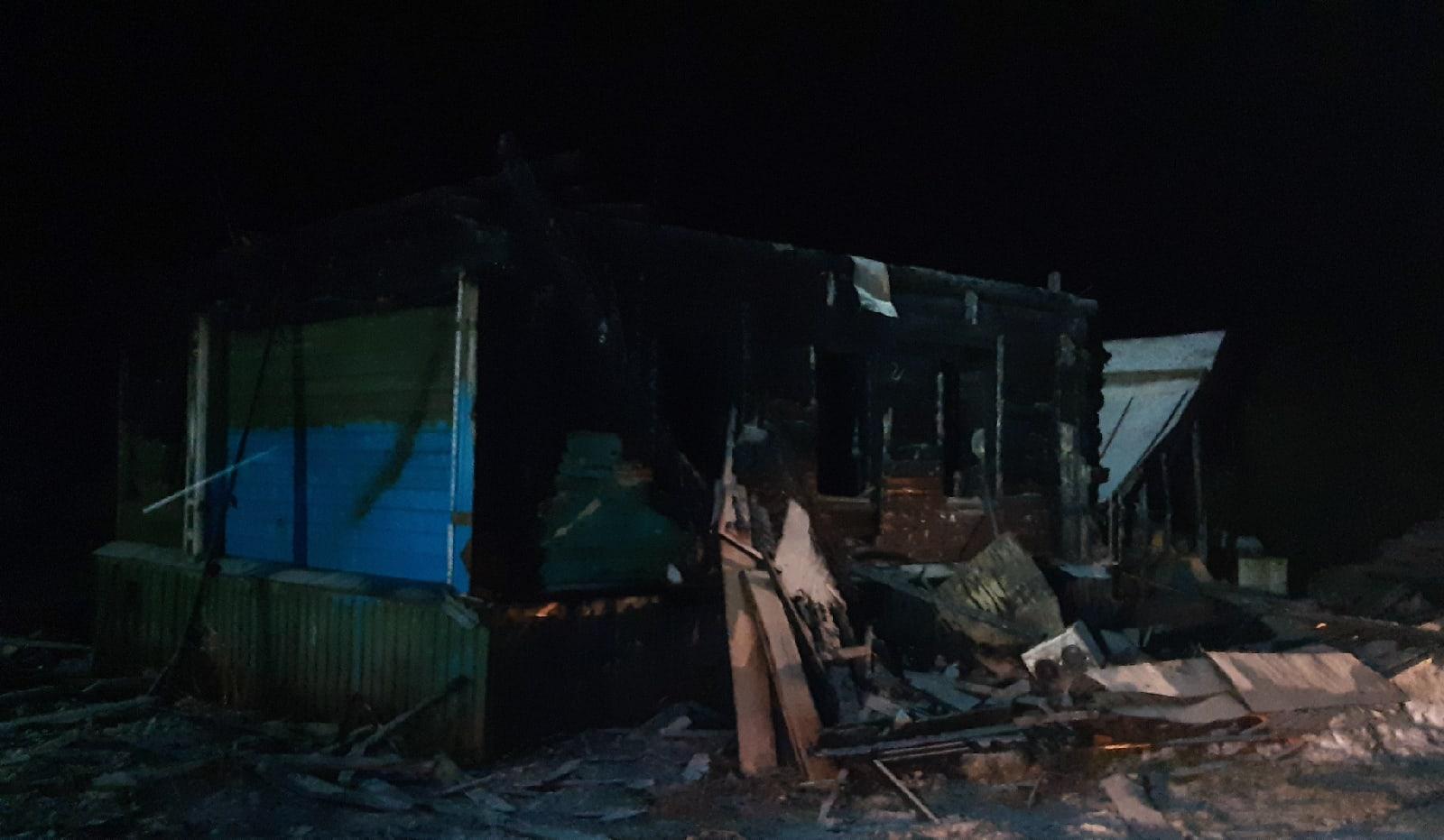 6-летняя девочка из Тверской области погибла при пожаре
