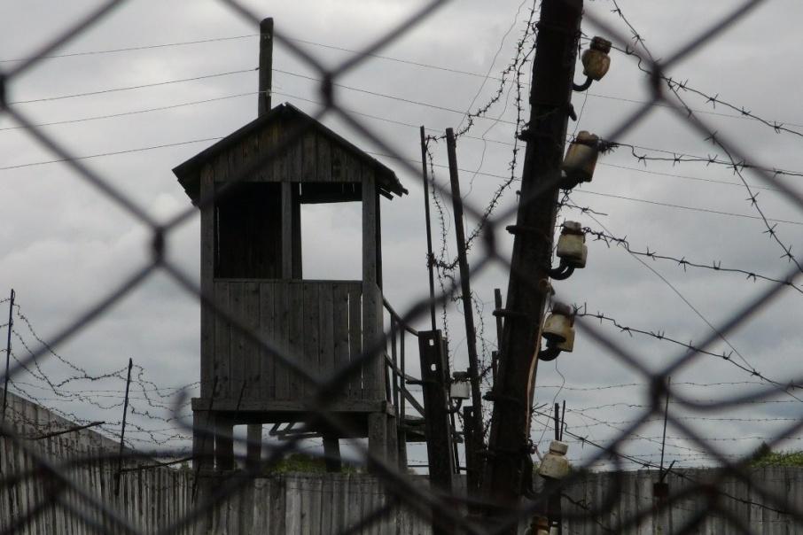 Житель Тверской области сел в тюрьму за то, что показал нож