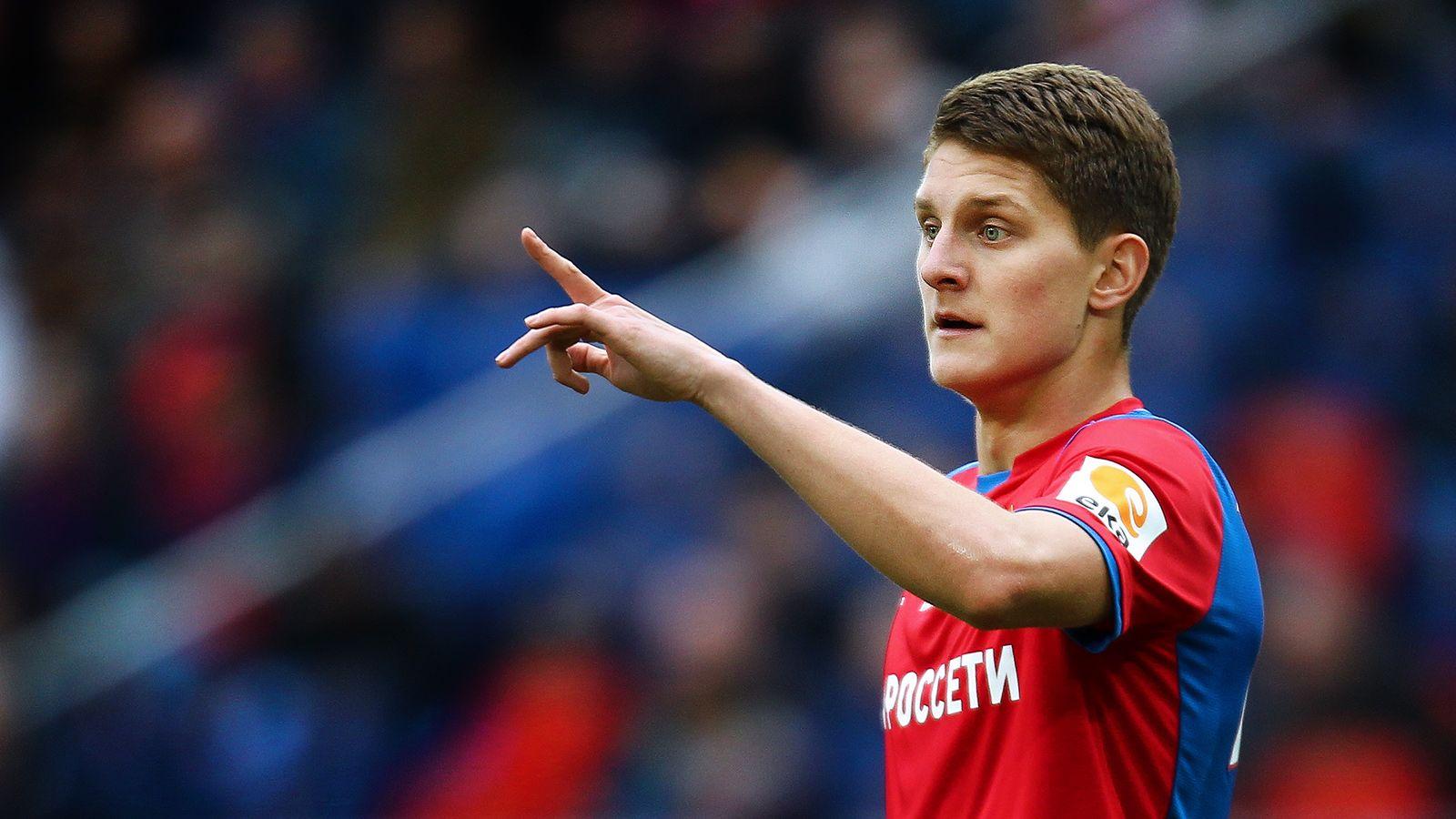 Игорь Дивеев стал лучшим молодым игроком Российской Премьер-лиги