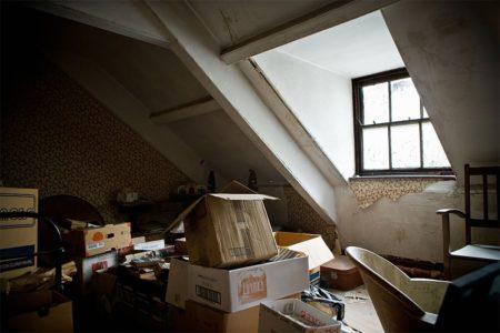 Жителям Тверской области придётся освободить подвалы и чердаки