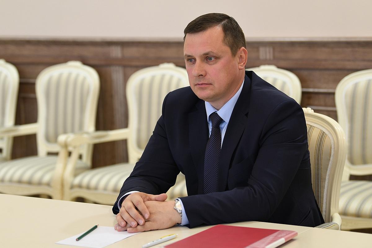 Игорь Руденя представил членам правительства Тверской области глав двух муниципальных округов