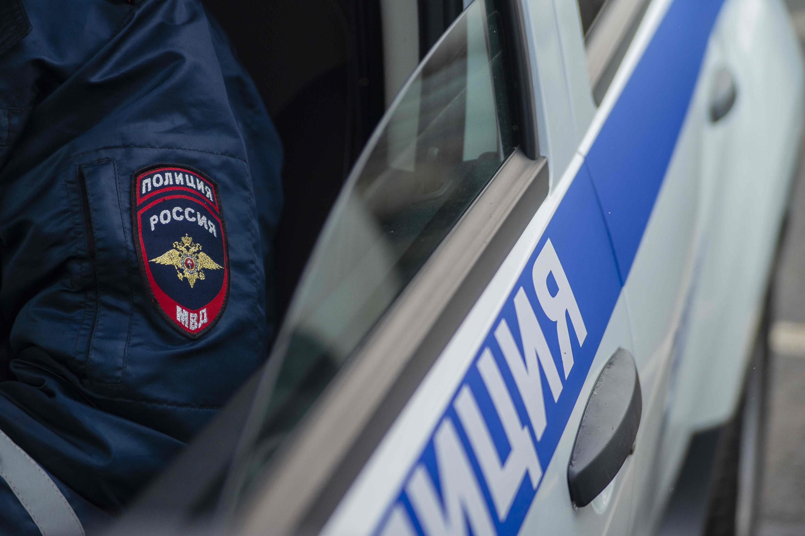 У водителя-нарушителя в Твери нашли свёрток с наркотиками