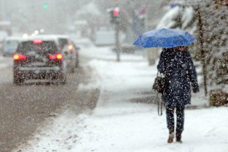 Синоптики рассказали о сильных снегопадах и дожде в Тверской области