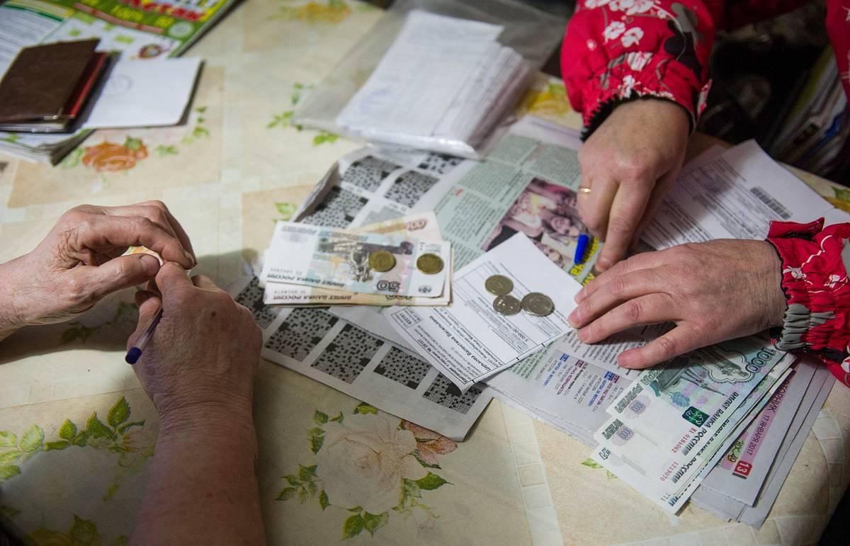 Опубликован график доставки пенсий в Тверской области