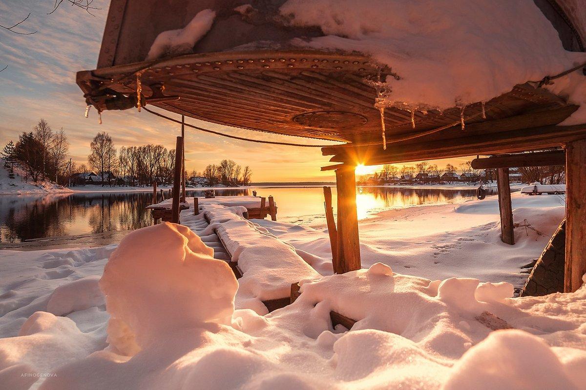 Город в Тверской области попал в топ-10 новогодних курортов