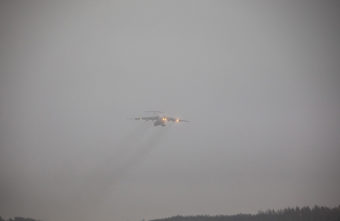 Военные самолёты в Тверской области взлетели при «метеоминимуме»