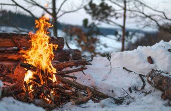 Жителям частных домов Тверской области запретили жечь костры