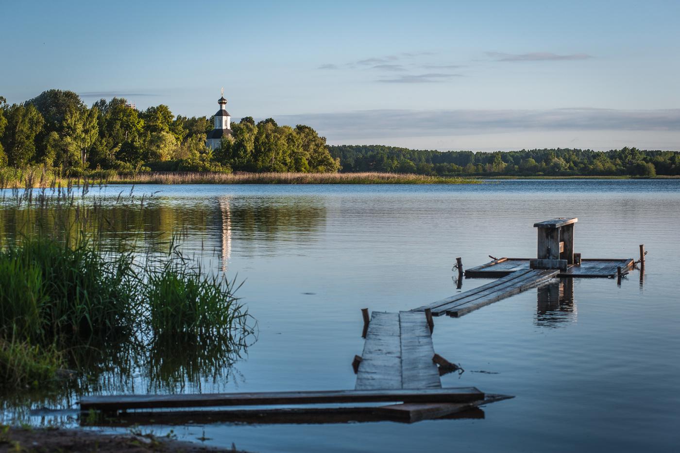 Тверские журналисты показали всей центральной России таинственную красоту Тверской области