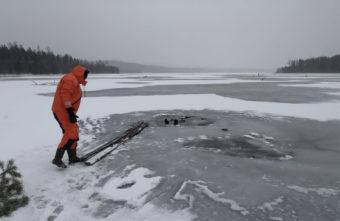 Из водохранилища в Тверской области выловили тело мужчины