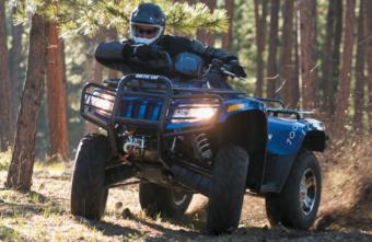 Квадроцикл за 700 тысяч рублей украли из гаража в Тверской области