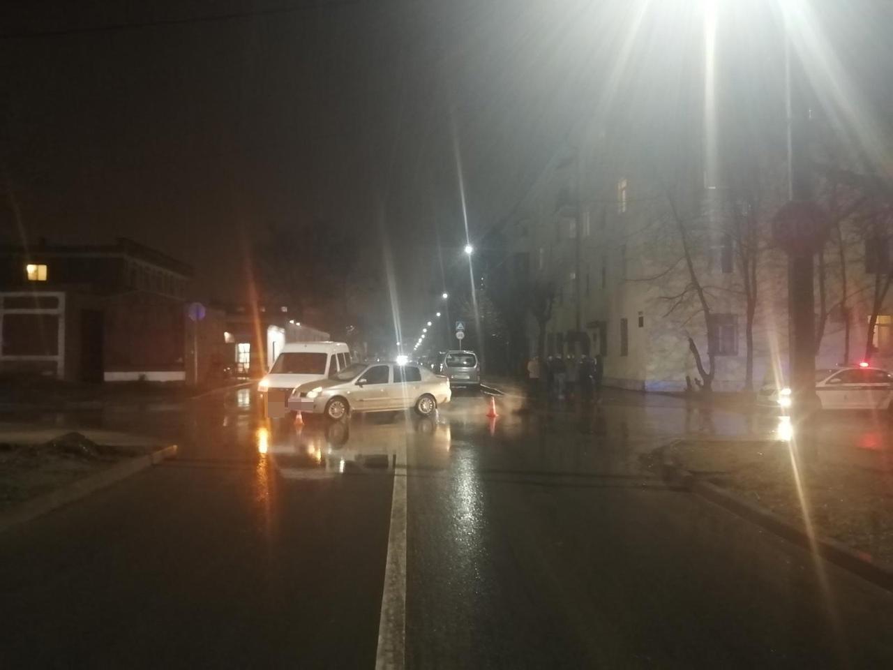 Водитель без прав устроил ДТП в Твери, пострадала 9-летняя девочка