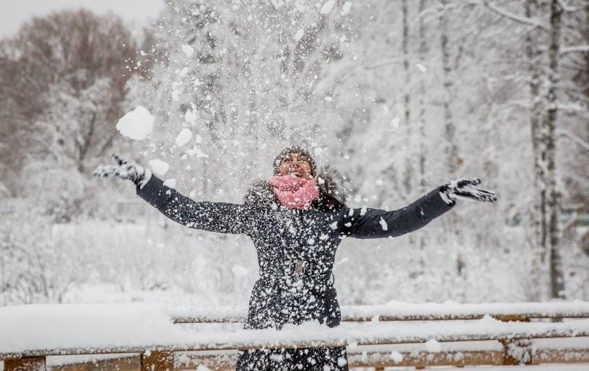 В Тверскую область приходит снежная оттепель