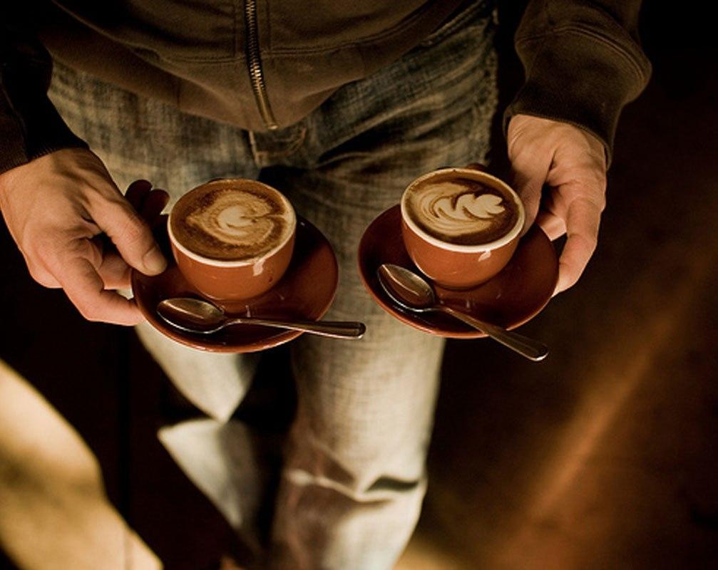 Житель Твери так хотел бесплатного кофе, что обещал подкараулить продавца