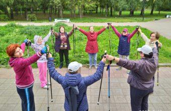 Больше 16500 жителей Тверской области занялись укреплением своего здоровья