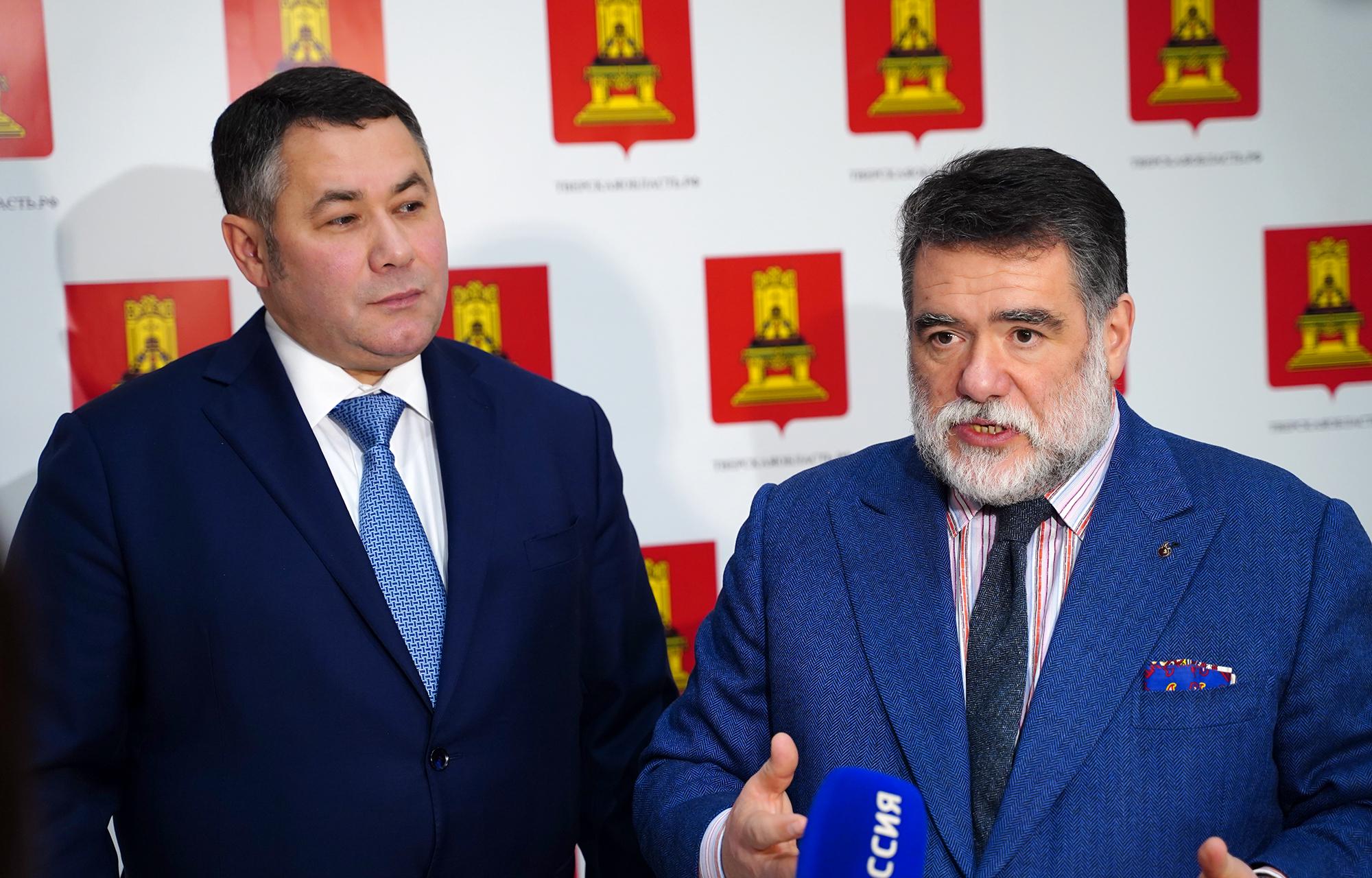 Компания Bosco di Ciliegi разместит новый торговый комплекс в Тверской области