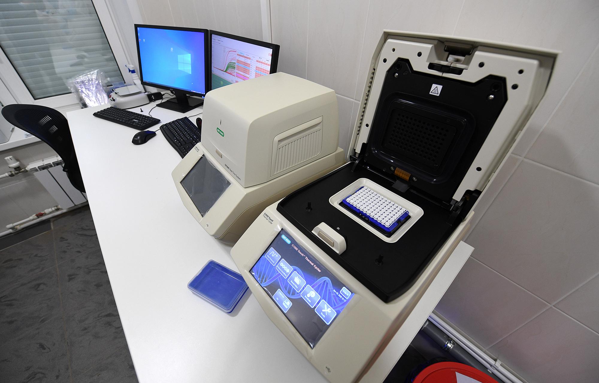 В Тверской области дополнительно откроют лаборатории по тестированию на коронавирус