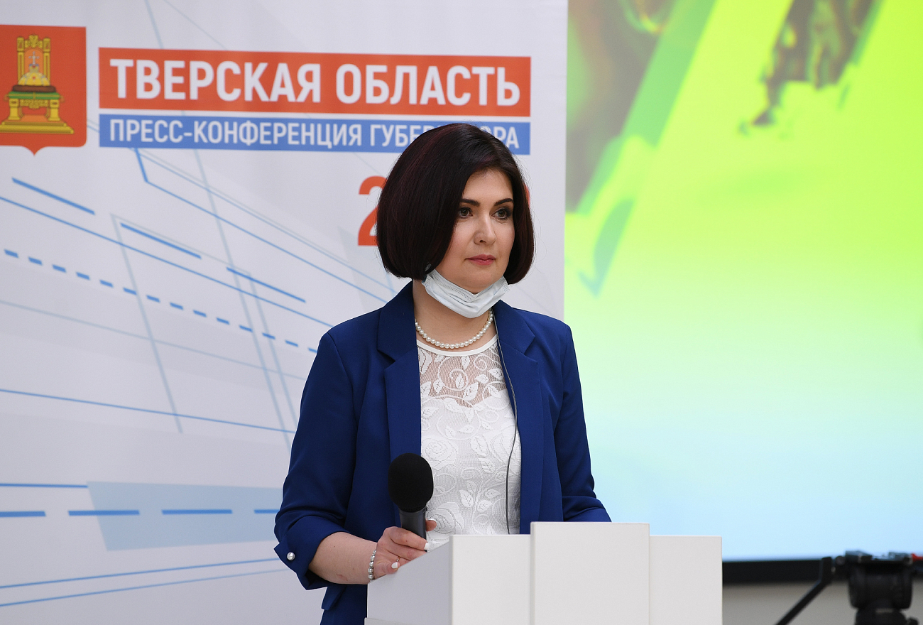 Прошла пресс-конференция Игоря Рудени: люди, пироги и маски