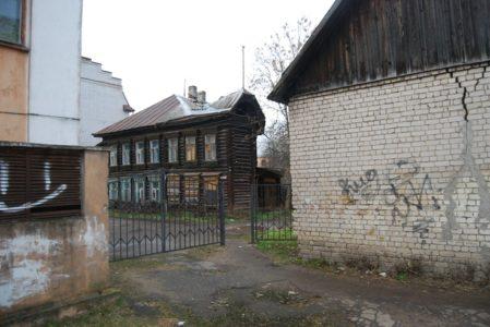 Сгоревший в Твери дом был последним уникальным деревянным зданием Заволжья
