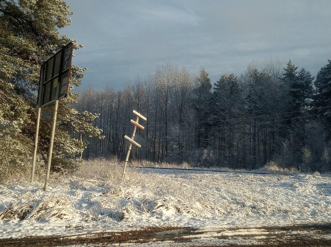 Термометры в Тверской области могут показать до 14 градусов мороза