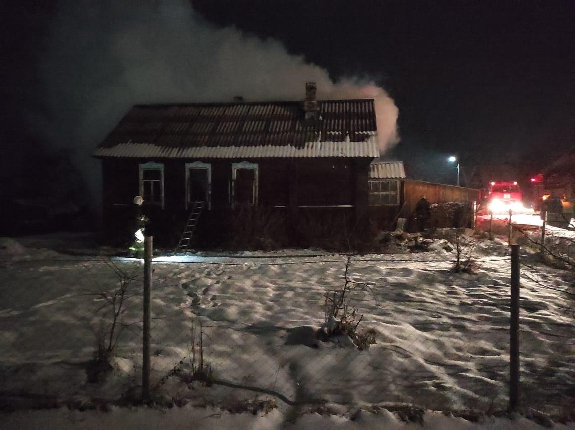 Одинокая женщина из Тверской области погибла в сгоревшем доме