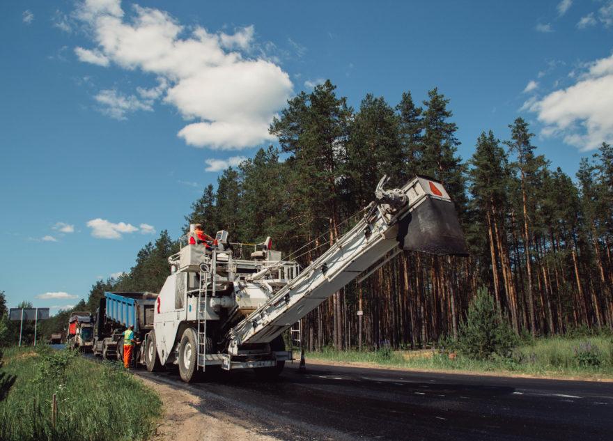 За три года в Тверской области отремонтируют 2500 километров дорог