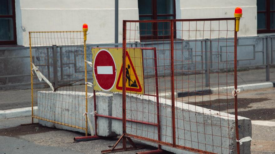 В Твери устранили повреждение на магистральном трубопроводе в Заволжье