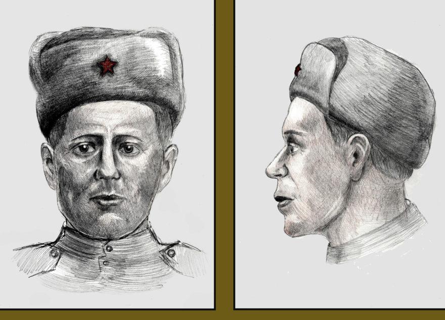 Специалисты восстановили облик солдата родом из Тверской области