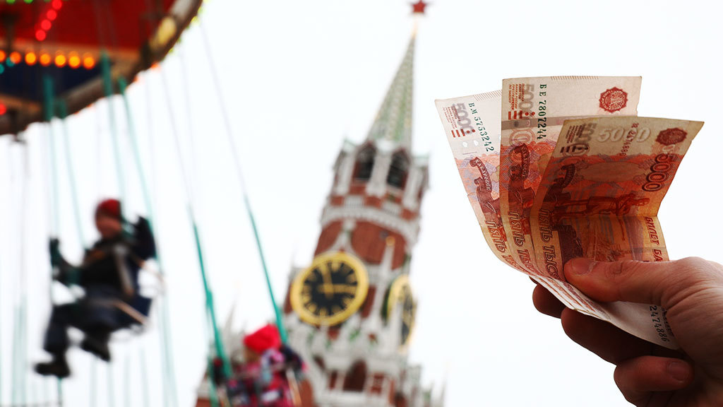 """Стал известен порядок получения """"новогодних"""" 5 тысяч рублей на ребенка"""