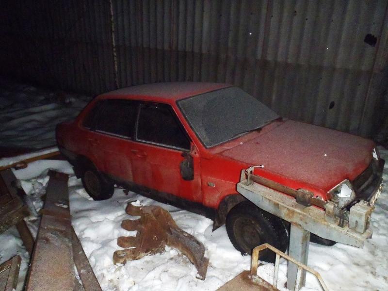 В Тверской области двое парней продали чужой автомобиль за 7 тысяч
