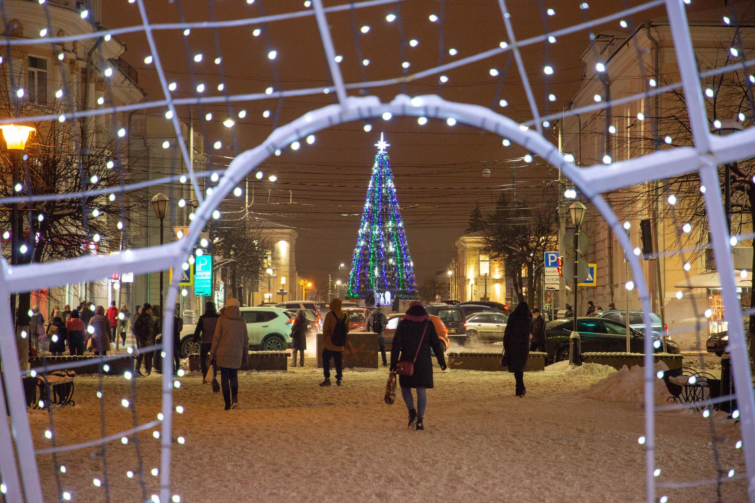Синоптики дали точный прогноз на новогоднюю ночь в Тверской области